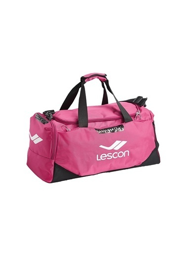 Lescon Spor Çantası Fuşya